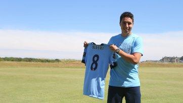 Официально. Самир Насри продлил контракт с «Манчестер Сити»