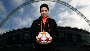 Самир Насри: «Рад, что проведу свои лучшие годы в «Манчестер Сити»