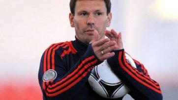 Константин Зырянов закончил с активной футбольной деятельностью