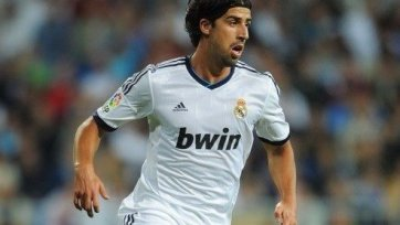 «Реал» готов рассмотреть предложения по Сами Хедира