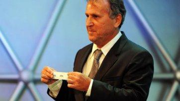 Зико: «Бразилию должен возглавить Рамальо»