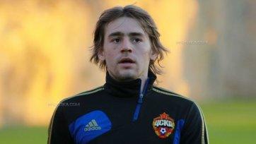Кирилл Панченко: «Играть в ЦСКА было давней мечтой»