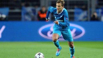«Милан» нацелился на защитника «Зенита»