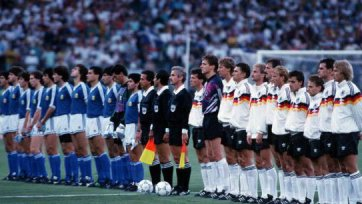 Германия - Аргентина. История противостояний