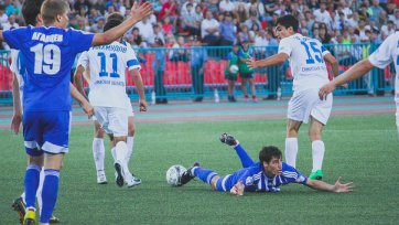 «Крылья Советов» одержали первую победу в ФНЛ. Результаты матчей второго тура