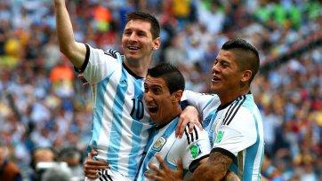 Анонс. Германия – Аргентина. Битва за мировое господство