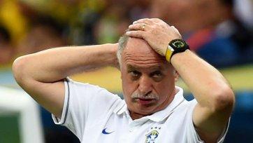 Сборная Бразилии осталась без главного тренера
