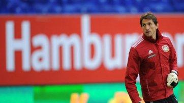 Адлер: «Я реалист, поэтому вряд ли вернусь в сборную Германии»