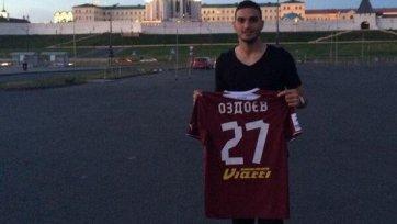 Магомед Оздоев официально присоединился к «Рубину»