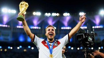 Гетце: «Буду играть за сборную Германии еще лет 15»