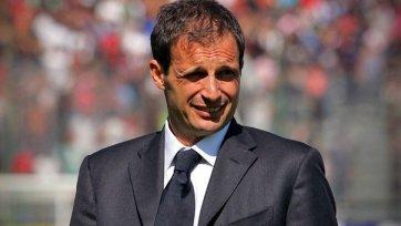 Массимилиано Аллегри: «Для меня честь возглавить «Ювентус»