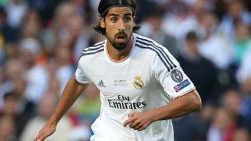 Сами Хедира решил остаться в «Реале»