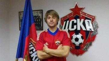 Кирилл Панченко: «Хочу стать лучшим бомбардиром»