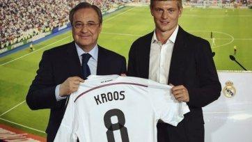 Тони Кроос: «Хочу поблагодарить «Реал» за возможность защищать его цвета»