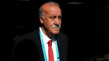 Висенте дель Боске остается тренером сборной Испании