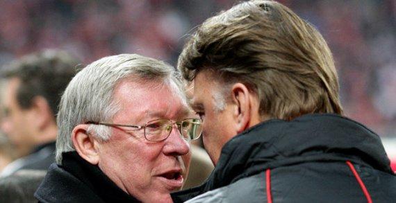 Луи ван Гаал. Новое дыхание «Манчестер Юнайтед»