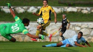 «Динамо» спасается в игре с «Металлистом», а «Амкар» уступает команде второй Бундеслиги