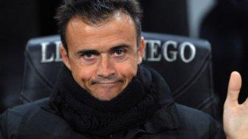 Луис Энрике: «На этом этапе нет смысла критиковать или хвалить футболистов»