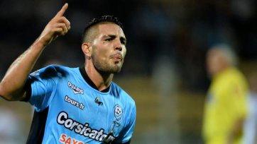 Лучший бомбардир французской Лиги 2 попал в сферу интересов «Атлетико»