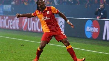 L'Equipe: Дрогба подпишет однолетний контракт с «Челси»