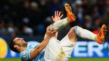 Негредо получил травму и пропустит старт сезона