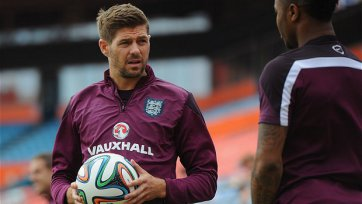 Стивен Джеррард официально объявил о завершении карьеры в сборной Англии