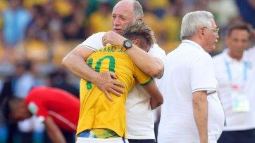 Неймар: «Сколари один из сильнейших наставников сборной Бразилии за всю ее историю»