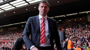 Каррагер: «Уход Джеррарда из сборной пойдет на благо «Ливерпулю»