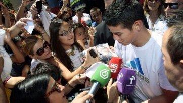 Хамес Родригес: «Мечта стала реальностью»