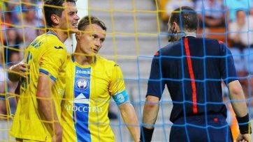 БАТЭ пробился в третий квалифай-раунд Лиги чемпионов