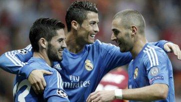 «Ливерпуль» нацелился на двух игроков «Реала»