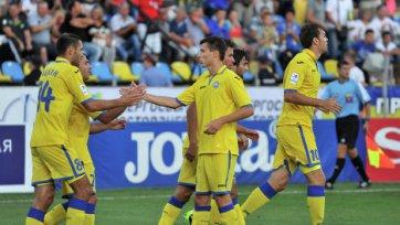Футболисты «Ростова» официально зарабатывают 15 тысяч рублей в месяц