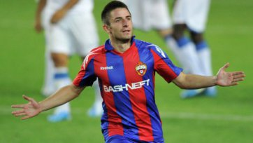 Зоран Тошич: «Не раз говорил, что мне комфортно в ЦСКА»