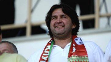 Газизов: «Скоро нашу команду пополнит футболист с именем»
