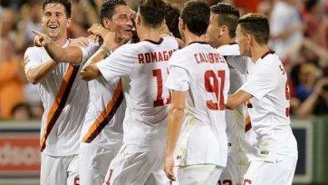 Гол Боррелло на 96-минуте принес «Роме» победу над «Ливерпулем»