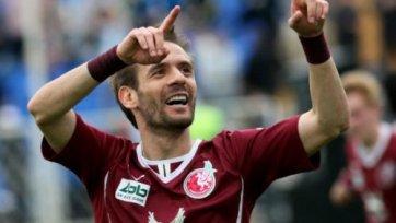 «Рубин» с минимальным счетом одолел «Торино»