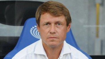 Олег Кононов: «В первом тайме никак не могли взломать оборону соперника»