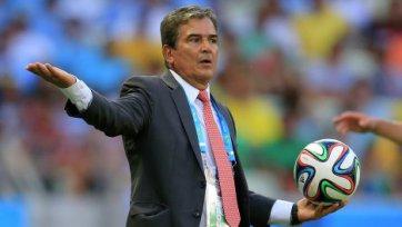 Коста-Рика осталась без главного тренера