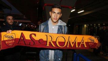 «Рома» подписала воспитанника «Барселоны»