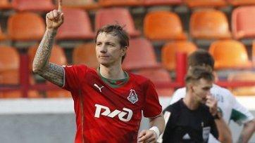 Роман Павлюченко: «Задача забивать больше 10 голов, иначе я плохой нападающий»