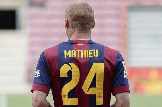 Ступор. Зачем «Барселоне» понадобился Жереми Матье?