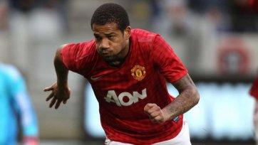 «Бенфика» согласовала переход форварда «Манчестер Юнайтед»