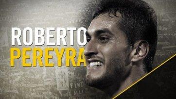 Официально: Роберто Перейра пополнил ряды «Ювентуса»
