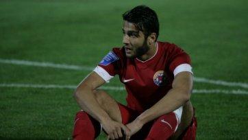 Окриашвили вернулся в «Шахтер»