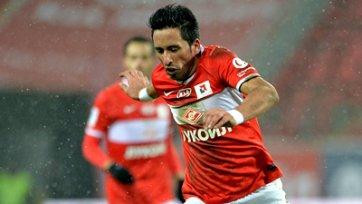 Бразильский «Спорт Ресифи» приглашает Барриоса