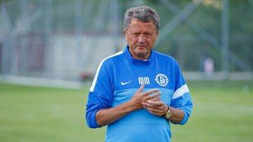 Маркевич: «Днепру» нужно улучшать качество футбола»