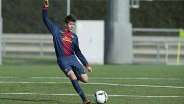 «Арсенал» переманил 15-летнего воспитанника «Барселоны»