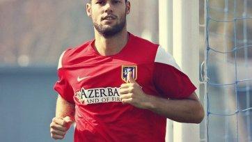 Марио Суарес не собирается покидать «Атлетико»