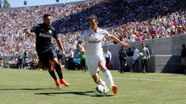 «Реал» стартует с поражения в кубке чемпионов
