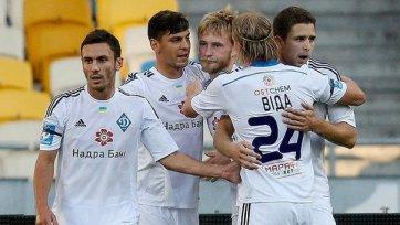 «Динамо» добыл минимальную победу над «Ворсклой»